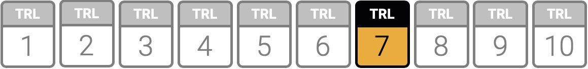 TRL7 orange