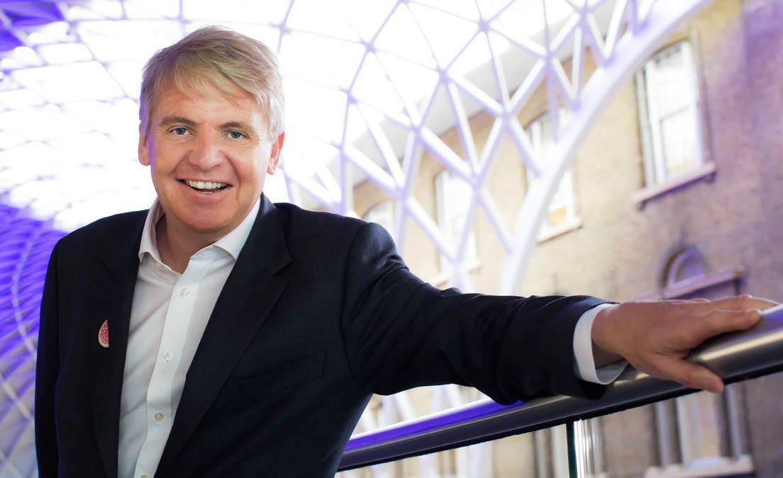 Jim Mellon, chair and founder of Juvenescence