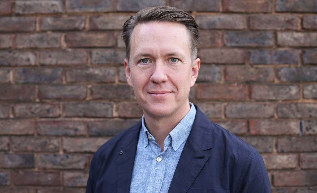 Aaron Johnson CEO of Kintell