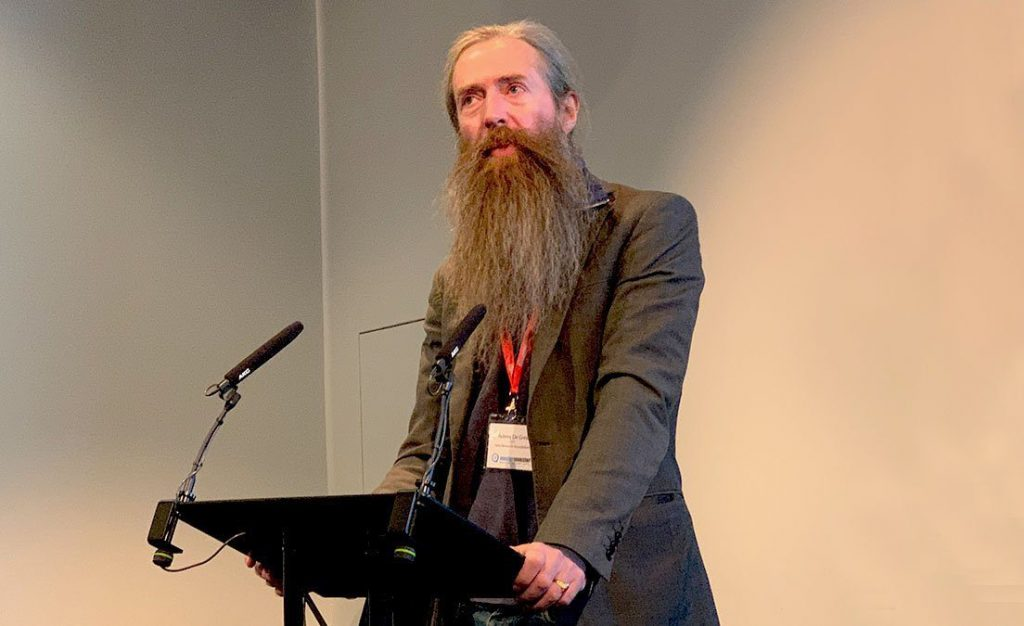 Aubrey de Grey - Advisory Panel that will be shaping the ethos and future of First Longevity. Longevity.Technology and Crowd Longevity