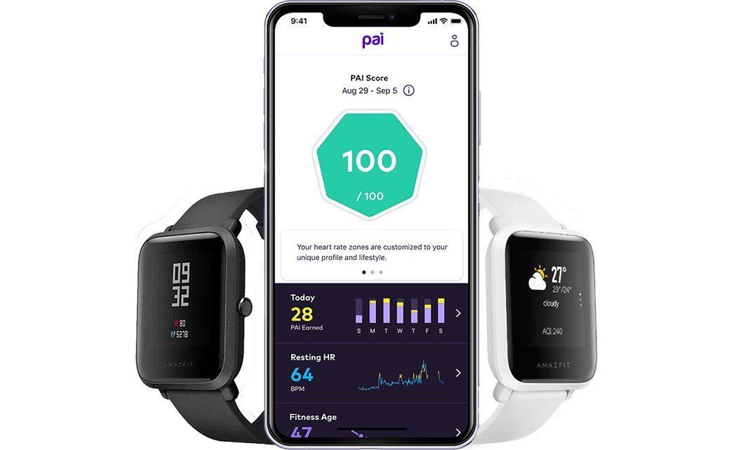 PAI Health wearable device