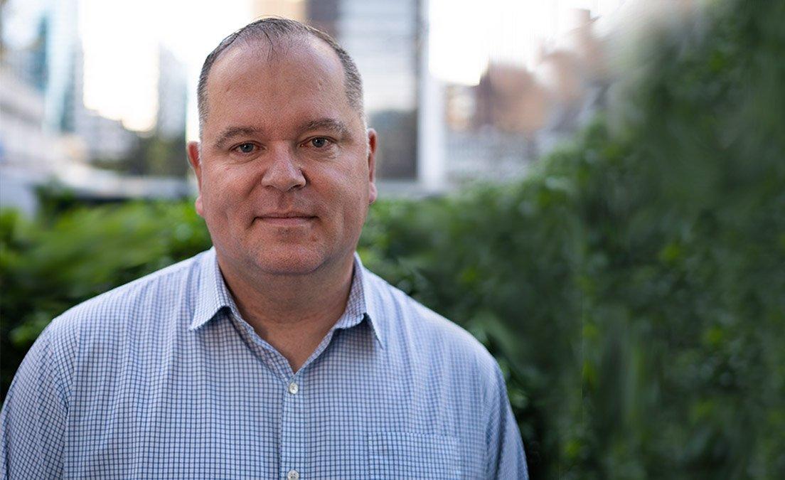 Loop CEO, Rob Anson.